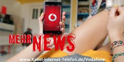 Vodafone Fernsehwerbung 2012: Mehr Freiheit im Netz von morgen