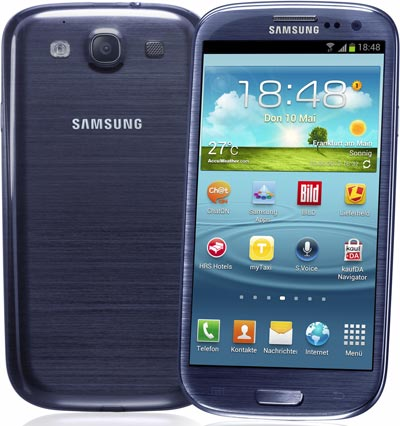 Samsung Galaxy SIII / S3 (iPhone Konkurrenz): Vodafone, Telekom, o2