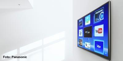 Fernseher auf der IFA 2012: Flachbildfernseher größer, flacher, schärfer