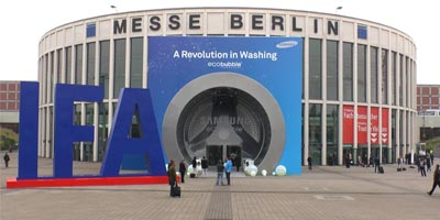 IFA 2012 Berlin Highlights (Video): Telekom, Vodafone, Samsung u.a.