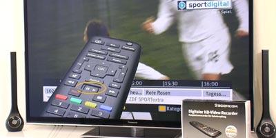 Einführungsvideo Kabel Deutschland DVR (Digitaler Videorekorder)