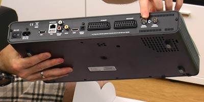 Video Unboxing Kabel Deutschland HD DVR XL (RCI88-1000 KDG)