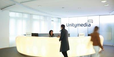 Oelde (Nordrhein-Westfalen): Unitymedia Shop in Lange Straße 30