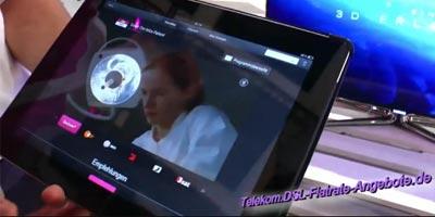 Telekom stellt auf IFA 2012 Entertain to go vor (App und mehr)