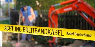 Kabel Deutschland Ausbau in Speyer (Rheinland-Pfalz) + Umgebung