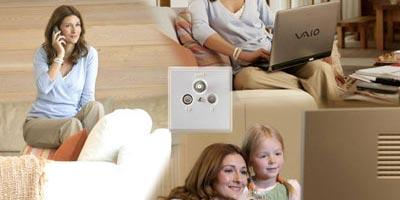 Kabel Deutschland Tarife - Telefonieren, Surfen und Fernsehen aus 1 Hand
