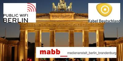 PUBLIC WIFI BERLIN: WLAN-Netz in Berlin gestartet (Pilotprojekt)
