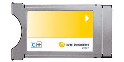 Kabel Deutschland CI-Plus Modul (CI+)